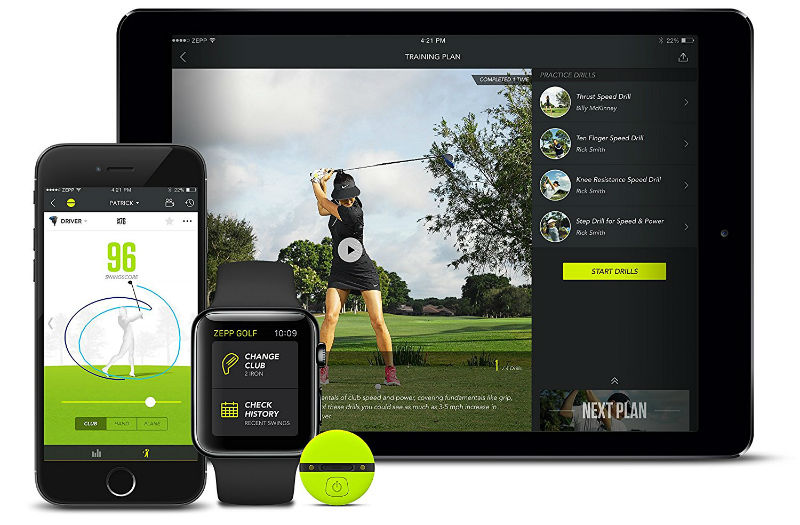 Zepp Golf Swing Analyzer Review