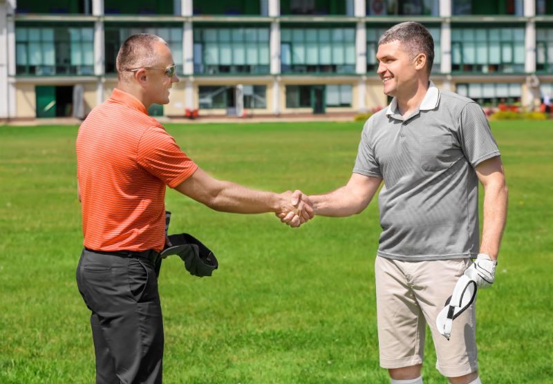 How to find a good golf instructor