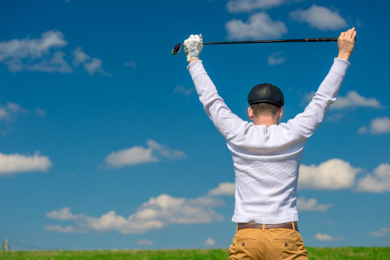 Golf strength and conditioning program