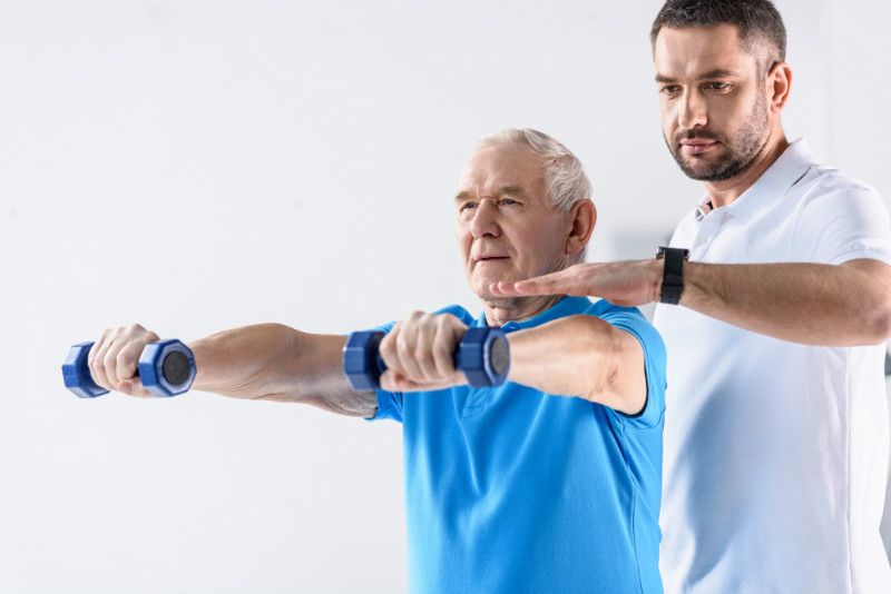 Golf Strength and Conditioning Program for Seniors